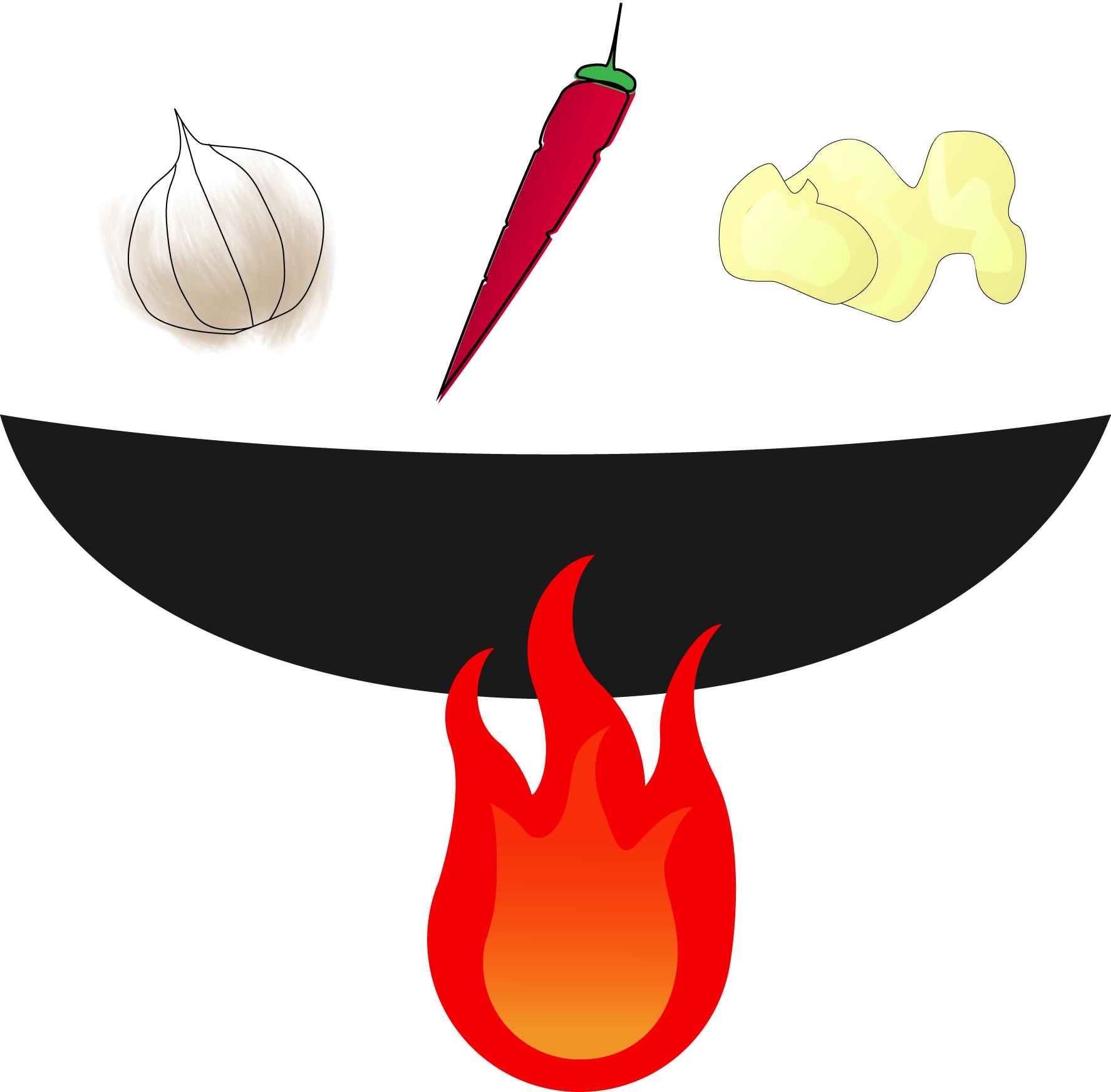wok hay ginger chilli garlic chinese